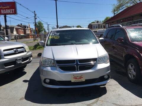 2011 Dodge Grand Caravan for sale at Chambers Auto Sales LLC in Trenton NJ
