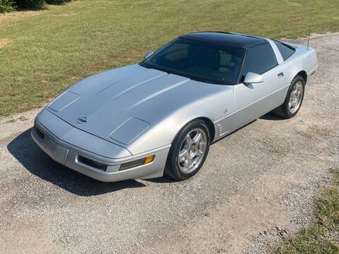 1996 Chevrolet Corvette for sale at The Car Shed in Burleson TX
