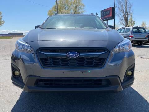 2018 Subaru Crosstrek for sale at Rides Unlimited in Nampa ID