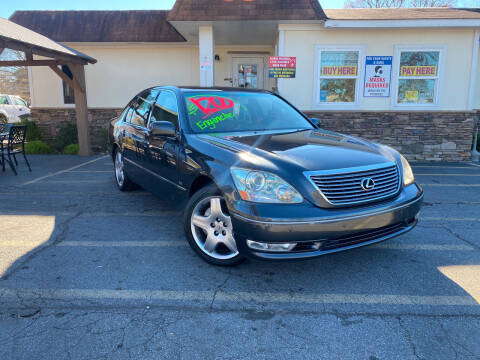 2005 Lexus LS 430 for sale at Hola Auto Sales Doraville in Doraville GA
