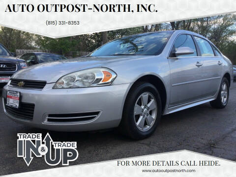 2011 Chevrolet Impala for sale at Auto Outpost-North, Inc. in McHenry IL