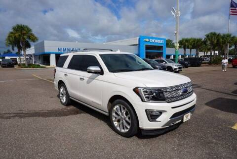2018 Ford Expedition for sale at WinWithCraig.com in Jacksonville FL