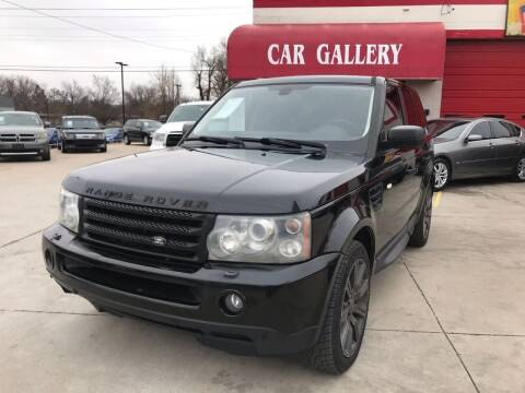 2007 Land Rover Range Rover Sport for sale at Car Gallery in Oklahoma City OK