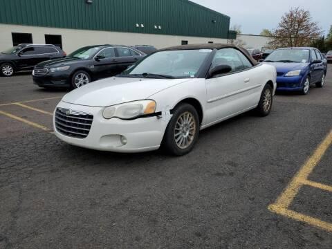 2005 Chrysler Sebring for sale at Penn American Motors LLC in Allentown PA