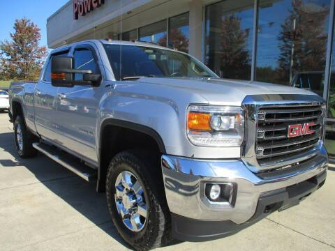 2016 GMC Sierra 3500HD for sale at Power On Auto LLC in Monroe NC