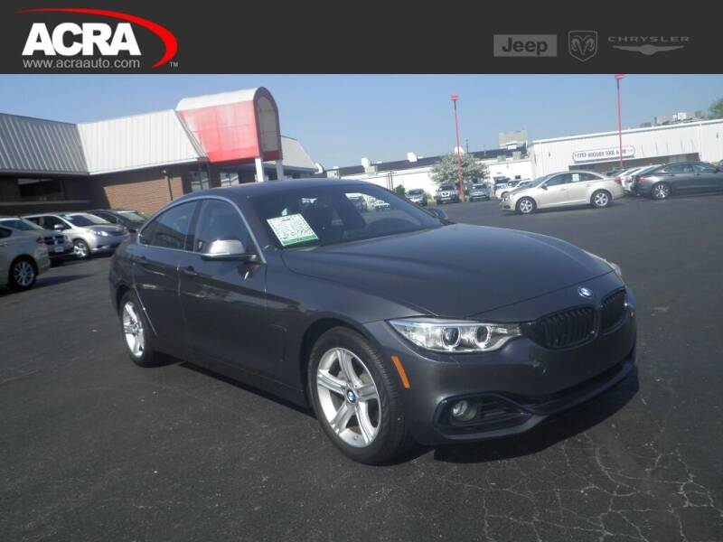 2016 BMW 4 Series for sale at BuyRight Auto in Greensburg IN