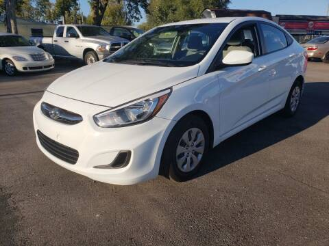 2016 Hyundai Accent for sale at Nonstop Motors in Indianapolis IN
