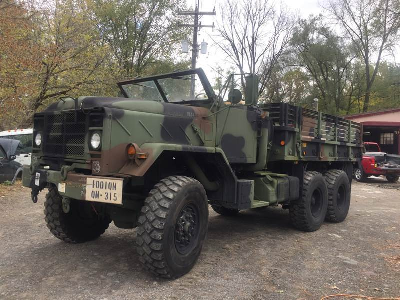 1991 BMY Army for sale at White River Auto Sales in New Rochelle NY