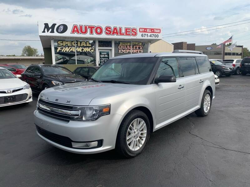 2016 Ford Flex for sale at Mo Auto Sales in Fairfield OH