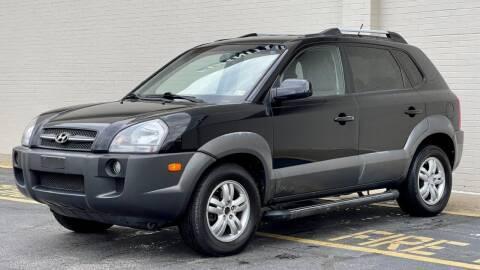 2008 Hyundai Tucson for sale at Carland Auto Sales INC. in Portsmouth VA