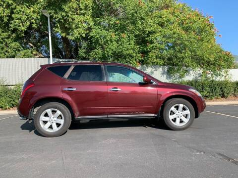 2007 Nissan Murano for sale at BITTON'S AUTO SALES in Ogden UT