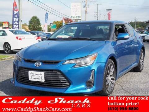 2015 Scion tC for sale at CADDY SHACK CARS in Edgewater MD