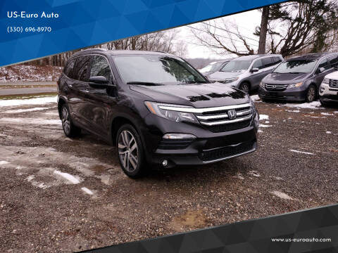 2017 Honda Pilot for sale at US-Euro Auto in Burton OH
