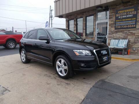 2010 Audi Q5 for sale at Preferred Motor Cars of New Jersey in Keyport NJ