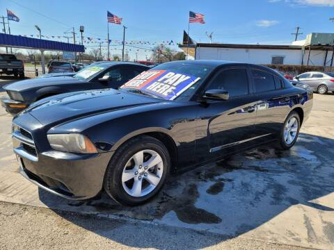 2014 Dodge Charger for sale at JR Auto Inc in San Antonio TX