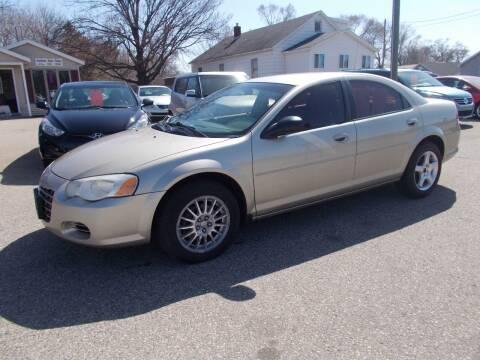 2006 Chrysler Sebring for sale at Jenison Auto Sales in Jenison MI
