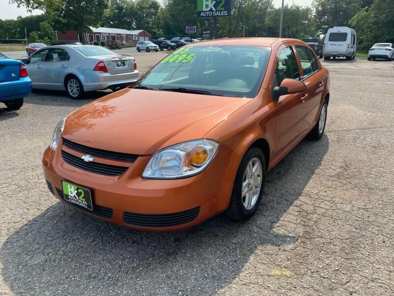 2005 Chevrolet Cobalt for sale at BK2 Auto Sales in Beloit WI