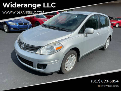 2011 Nissan Versa for sale at Widerange LLC in Greenwood IN