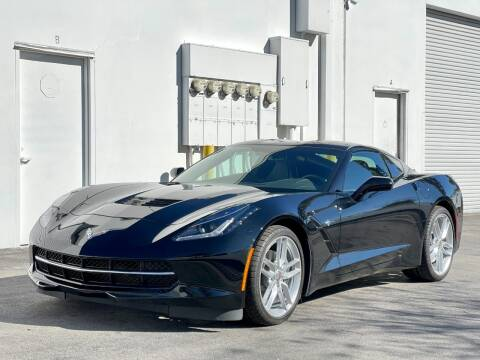 2019 Chevrolet Corvette for sale at Corsa Exotics Inc in Montebello CA