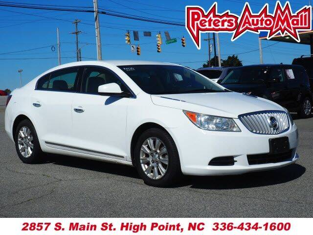 2012 Buick LaCrosse for sale in High Point, NC