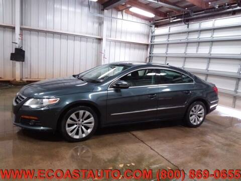 2010 Volkswagen CC for sale at East Coast Auto Source Inc. in Bedford VA