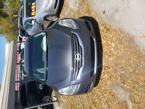 2010 Nissan Altima for sale at Wally's Cars ,LLC. in Morehead City NC