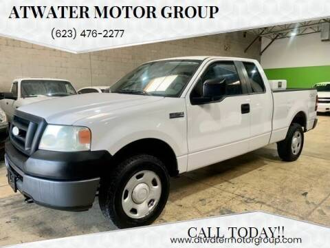 2007 Ford F-150 for sale at Atwater Motor Group in Phoenix AZ