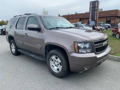 2011 Chevrolet Tahoe for sale at Freedom Auto Sales in Anchorage AK