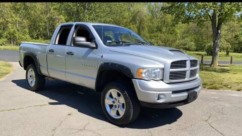 2004 Dodge Ram Pickup 1500 for sale at Choice Motor Car in Plainville CT