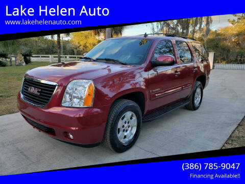 2007 GMC Yukon for sale at Lake Helen Auto in Lake Helen FL