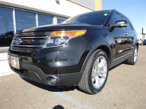 2014 Ford Explorer for sale at Torgerson Auto Center in Bismarck ND
