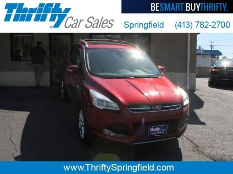 2015 Ford Escape for sale at Thrifty Car Sales Springfield in Springfield MA