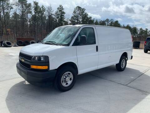 2018 Chevrolet Express Cargo for sale at Long Island Exotics in Holbrook NY