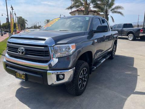 2014 Toyota Tundra for sale at Soledad Auto Sales in Soledad CA