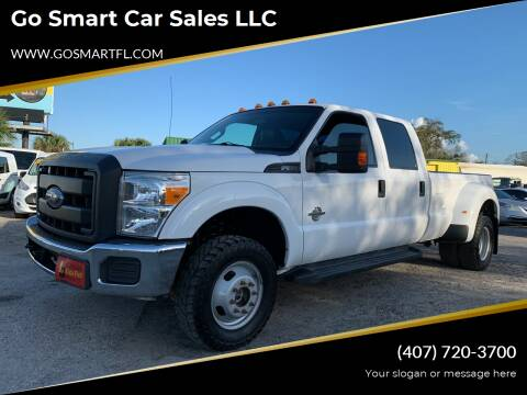 2016 Ford F-350 Super Duty for sale at Go Smart Car Sales LLC in Winter Garden FL
