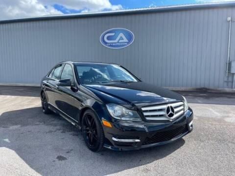 2012 Mercedes-Benz C-Class for sale at City Auto in Murfreesboro TN