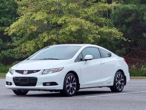 2013 Honda Civic for sale at United Auto Gallery in Suwanee GA