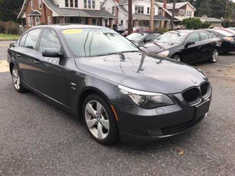 2009 BMW 5 Series for sale at ELIAS AUTO SALES in Allentown PA