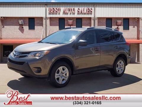 2014 Toyota RAV4 for sale at Best Auto Sales LLC in Auburn AL