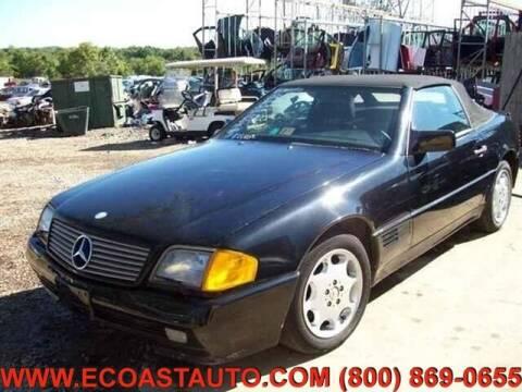 1994 Mercedes-Benz SL-Class for sale at East Coast Auto Source Inc. in Bedford VA