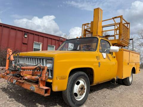 1981 Chevrolet C/K 30 Series for sale at Autos Trucks & More in Chadron NE