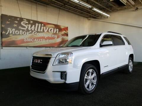 2017 GMC Terrain for sale at SULLIVAN MOTOR COMPANY INC. in Mesa AZ