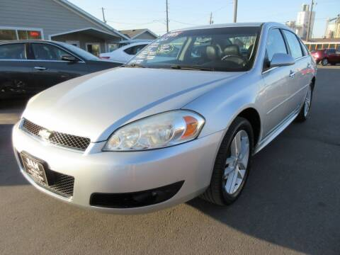 2013 Chevrolet Impala for sale at Dam Auto Sales in Sioux City IA