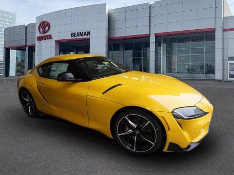 2021 Toyota GR Supra for sale at BEAMAN TOYOTA in Nashville TN