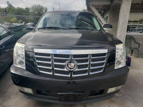 2008 Cadillac Escalade for sale at Track One Auto Sales in Orlando FL