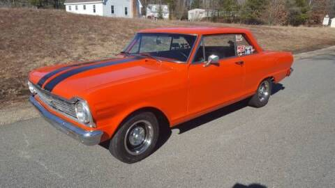 1965 Chevrolet Nova for sale at The Car Store in Milford MA