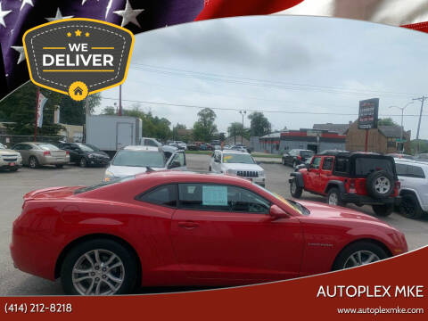 2013 Chevrolet Camaro for sale at Autoplex MKE in Milwaukee WI