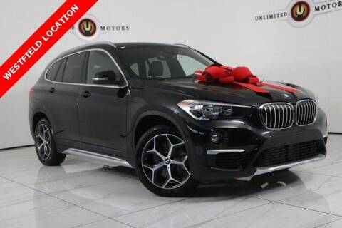 2019 BMW X1 for sale at INDY'S UNLIMITED MOTORS - UNLIMITED MOTORS in Westfield IN