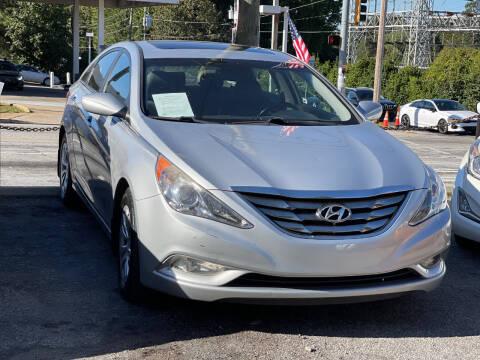 2013 Hyundai Sonata for sale at TEAM AUTO SALES in Atlanta GA