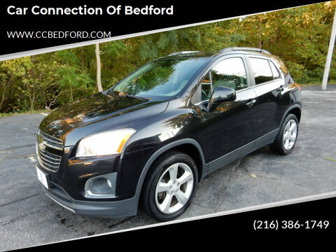 2015 Chevrolet Trax for sale at Car Connection of Bedford in Bedford OH